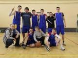 Баскетбол - Спартакиада студентов ССУов и ВУЗов Воскресенского района