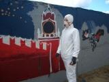 Конкурс граффити, посвященный 70-летию Великой Победы