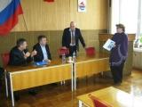 Встреча с представителями МАМИ