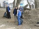 Благоустройство и поддержание чистоты в городе - дело каждого.